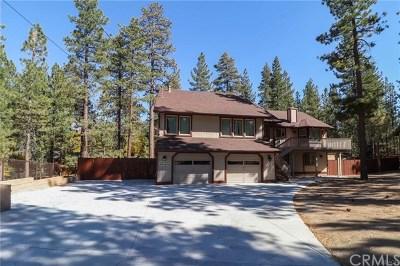 Big Bear Single Family Home For Sale: 243 Santa Clara Boulevard