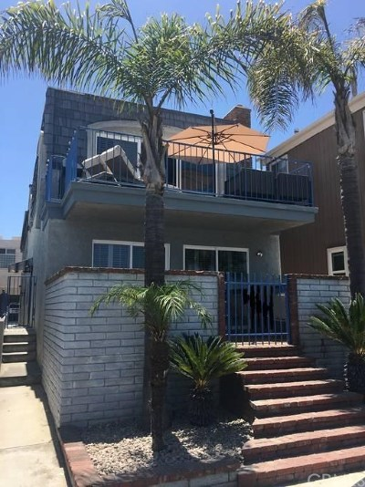 Newport Beach Rental For Rent: 1617 W Balboa Boulevard