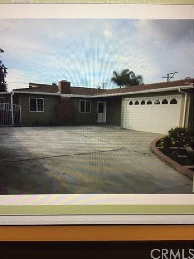 Santa Ana Single Family Home For Sale: 306 S Western Avenue