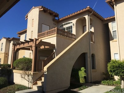 Santa Maria Condo/Townhouse For Sale: 610 Sunrise Drive #4H