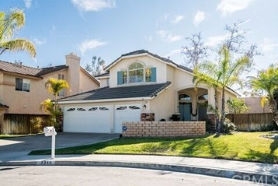 Fullerton Single Family Home For Sale: 2218 Winterwood Drive