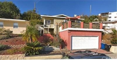 San Pedro CA Single Family Home For Sale: $535,000