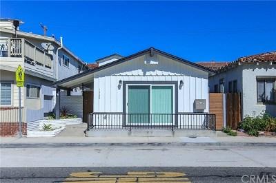 Newport Beach Rental For Rent: 1320 W Balboa Boulevard #A