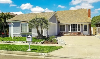 Anaheim Hills Single Family Home For Sale: 1249 N Willet Circle