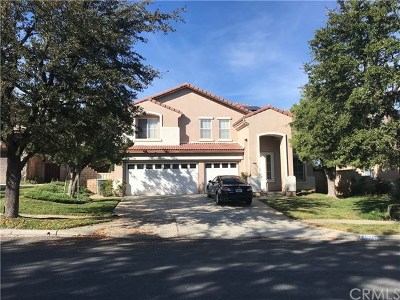 Corona Single Family Home For Sale: 4269 Castlepeak Drive