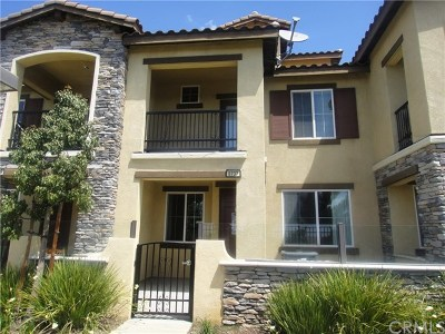 Rancho Cucamonga Condo/Townhouse For Sale: 8737 Olive Tree Drive