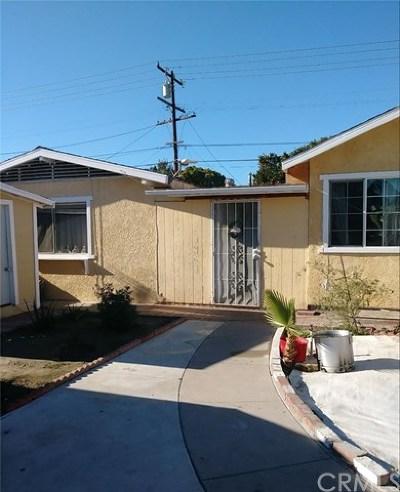Anaheim Single Family Home For Sale: 515 S Resh Street