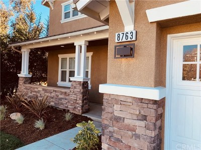 Corona Single Family Home For Sale: 8763 Gentle Wind Drive