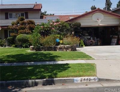 Anaheim Single Family Home For Sale: 2445 E Bethel Drive