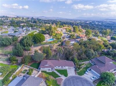 Fullerton Single Family Home For Sale: 1011 Miramar Place