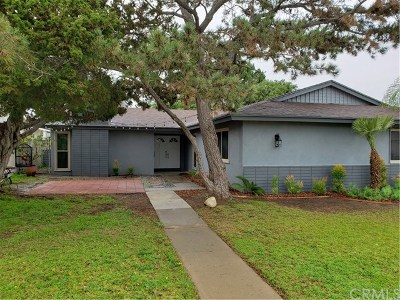 Orange Single Family Home For Sale: 805 S Laurinda Lane