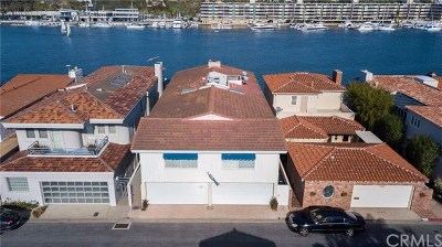 Lido Island (Lido) Single Family Home For Sale: 416 Via Lido Nord