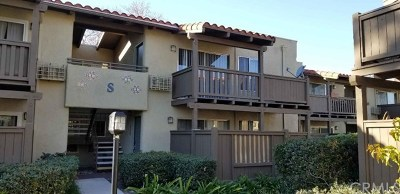 Santa Ana Condo/Townhouse For Sale: 1345 Cabrillo Park Drive #S12