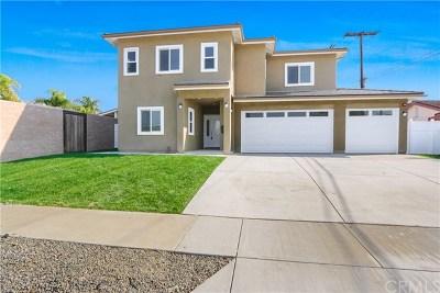 Garden Grove Single Family Home For Sale: 12782 Bailey Street
