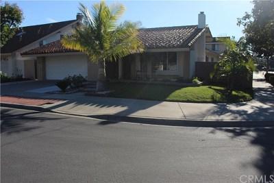 Tustin Single Family Home For Sale: 2172 Caper Tree Drive