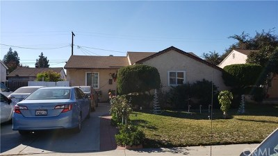 Pico Rivera Single Family Home For Sale: 9632 Burma Road
