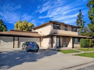 Santa Ana Multi Family Home Active Under Contract: 2210 E Buffalo Avenue