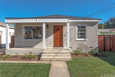 Orange Single Family Home For Sale: 375 S Pixley Street