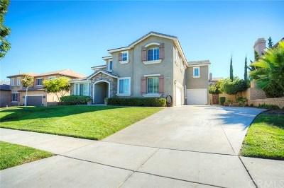 Corona Single Family Home For Sale: 2403 Taylor Avenue