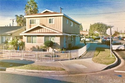 Lakewood Single Family Home For Sale: 11754 Walcroft Street