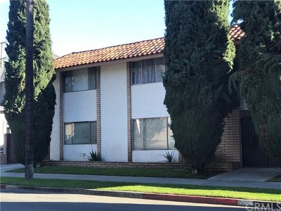 Santa Ana Condo/Townhouse For Sale: 1119 N Spurgeon Street #6