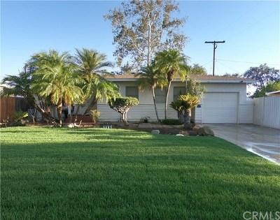 Fullerton Single Family Home For Sale: 1112 E Santa Fe Avenue