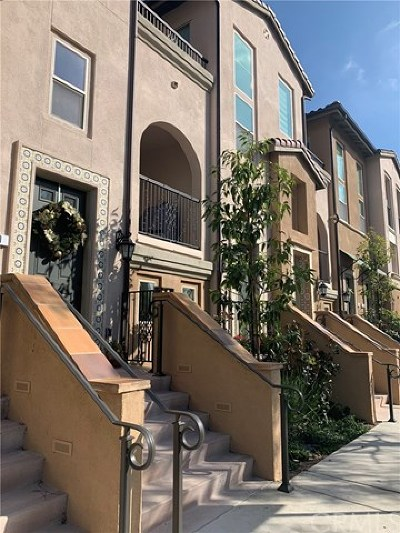Irvine Condo/Townhouse For Sale: 60 Renewal