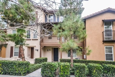 Irvine Condo/Townhouse For Sale: 131 Stepping Stone