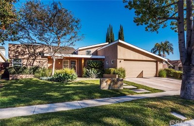 Rossmoor Single Family Home For Sale: 3091 Coleridge Drive