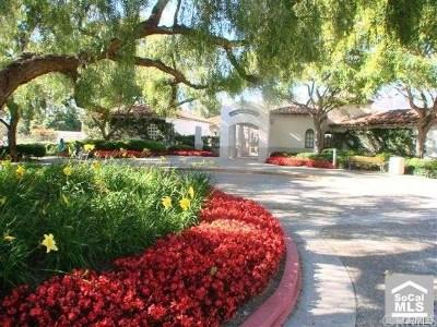Rancho Santa Margarita Condo/Townhouse For Sale: 153 Montana Del Lago Drive