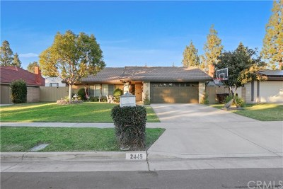 Anaheim Single Family Home For Sale: 2445 E Virginia Avenue