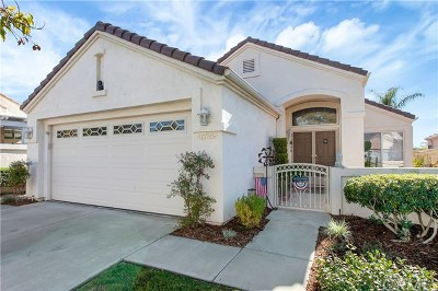 Murrieta Single Family Home For Sale: 40289 Via Calidad
