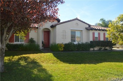 Perris Single Family Home For Sale: 251 Monument