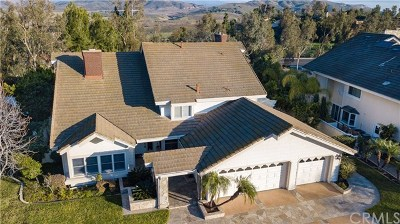 North Tustin Single Family Home For Sale: 1151 Timberline Lane