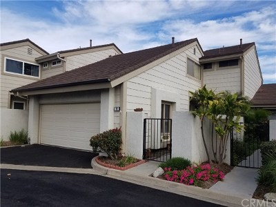 Irvine Condo/Townhouse Active Under Contract: 83 Sandpiper #12