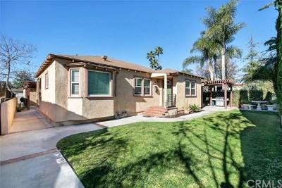 Anaheim Multi Family Home For Sale: 307 N Harbor Boulevard