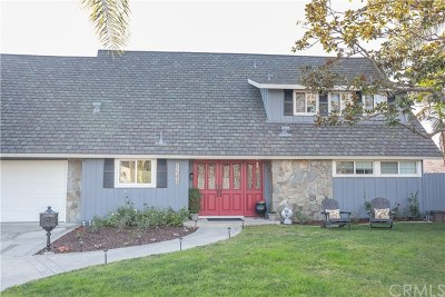 North Tustin Single Family Home For Sale: 17271 Bergen Circle