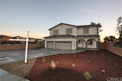 Fontana Single Family Home For Sale: 16675 Athens Lane