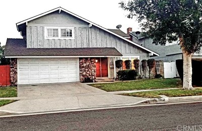 Anaheim Single Family Home For Sale: 1832 N Holbrook Street