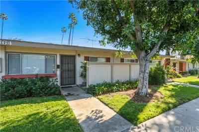 Tustin Condo/Townhouse For Sale: 664 W Main Street #C