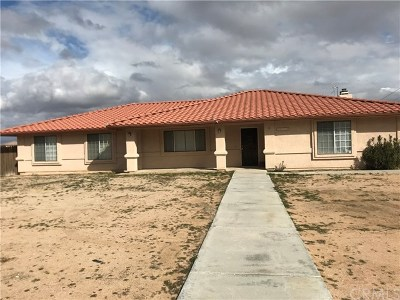 Apple Valley Single Family Home For Sale: 20710 Hwy 18