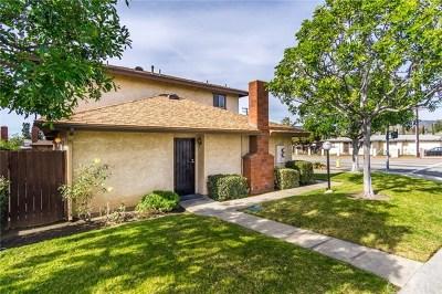 Covina Condo/Townhouse For Sale: 1299 N Sunflower Avenue