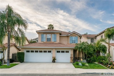 Yorba Linda Single Family Home For Sale: 20335 Herbshey Circle