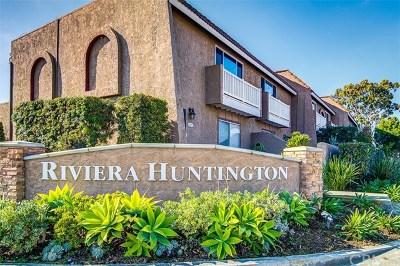 Huntington Beach Condo/Townhouse For Sale: 4962 Bonita Drive #49