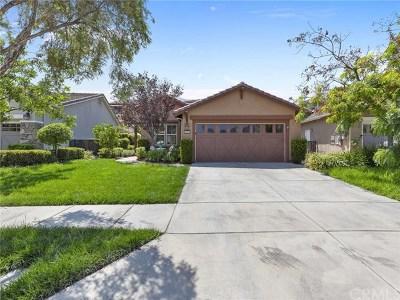 Corona Single Family Home For Sale: 24059 Steelhead Drive