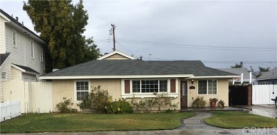 Garden Grove Single Family Home For Sale: 9651 Russell Avenue