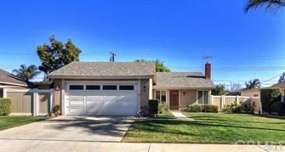North Tustin Single Family Home For Sale: 13152 Marshall Lane