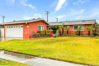 Buena Park Single Family Home For Sale: 7221 Monroe Avenue