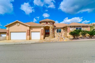 Riverside, Temecula Single Family Home For Sale: 13850 Seven Hills Drive