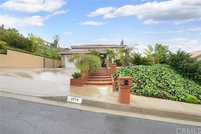 Diamond Bar CA Single Family Home For Sale: $928,000